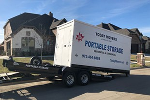 Portable Storage Delivery